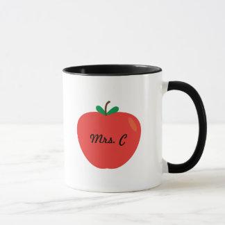 An Apple For Teacher Mug