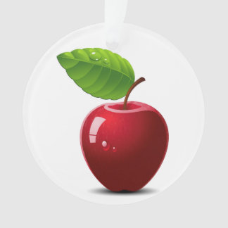 An Apple for the Teacher - Ornament