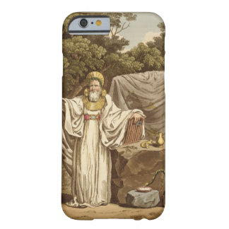 An Arch Druid in his Judicial Habit, engraved by R Barely There iPhone 6 Case