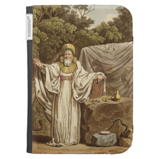 An Arch Druid in his Judicial Habit, engraved by R Kindle Folio Cases
