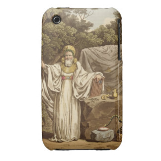 An Arch Druid in his Judicial Habit, engraved by R iPhone 3 Case