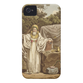 An Arch Druid in his Judicial Habit, engraved by R iPhone 4 Cases