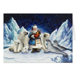 An Arctic Christmas! Card