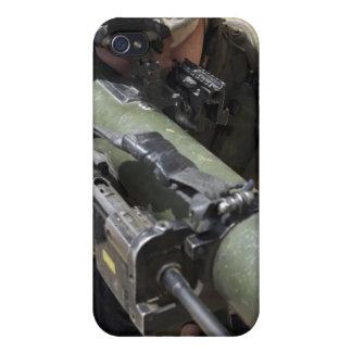 An assaultman iPhone 4 cases