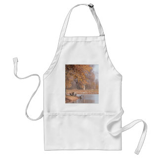An Autumn Day Aprons