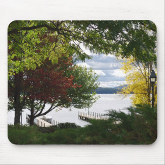 An Autumn Day Mouse Pad
