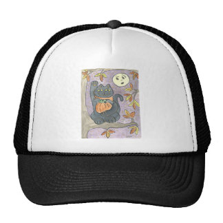 An Autumn Good Luck Wish Hats