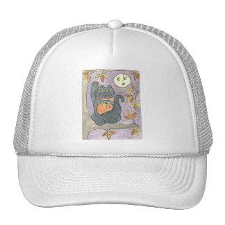 An Autumn Good Luck Wish Mesh Hat
