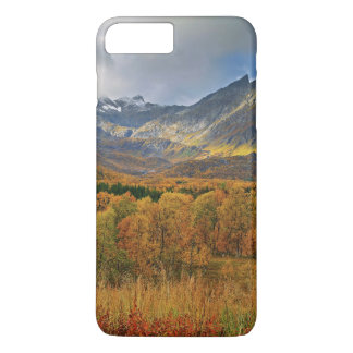 An Autumn View Island of Hinnoya Troms Norway iPhone 7 Plus Case