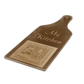 An Autumn Wind Cutting Board