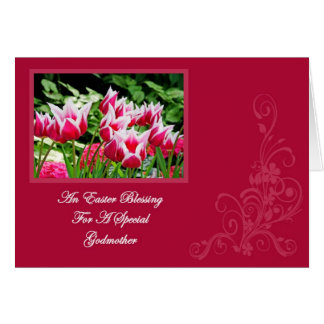 An Easter Blessing Card Godmother