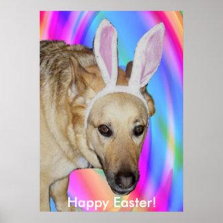 An Easter Bunny? Print