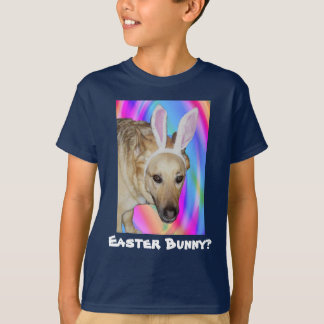 An Easter Bunny? T-shirts