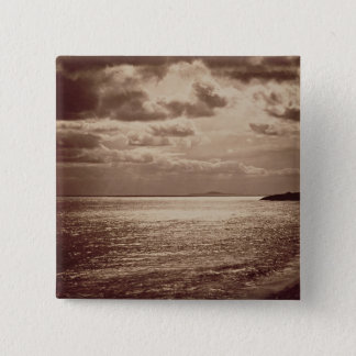 An Effect of the Sun, Normandy c.1857 (sepia photo 15 Cm Square Badge
