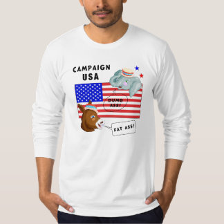 An Election Day Campaign USA T-shirt