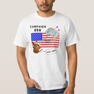An Election Day Campaign USA Tees
