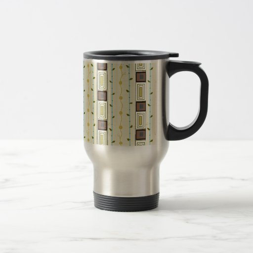 An elegant ,beautiful design coffee mug