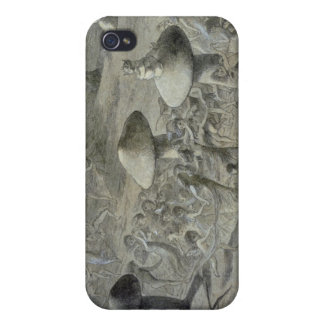 An Elfin Dance by Night, illustration from 'In Fai iPhone 4 Case