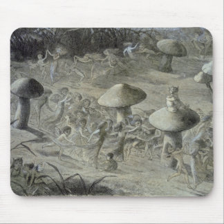 An Elfin Dance by Night, illustration from 'In Fai Mouse Pad