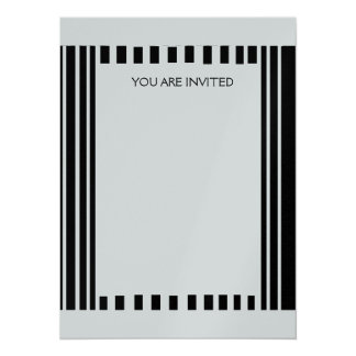 AN ELITE INVITATION CARD FOR SPECIAL PEOPLE