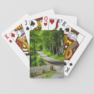 An Enchanted Path Playing Cards