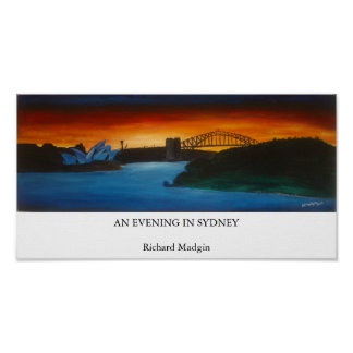An Evening In Sydney Poster