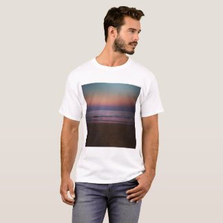 An evening on a beach T-Shirt