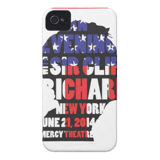 An Evening with Sir Cliff Richard Case-Mate iPhone 4 Cases