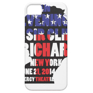 An Evening with Sir Cliff Richard iPhone 5 Case