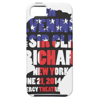 An Evening with Sir Cliff Richard Tough iPhone 5 Case