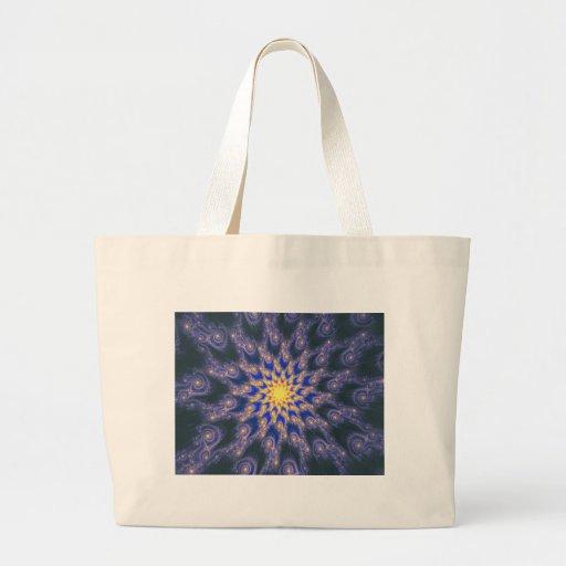 An Expanding Universe Canvas Bags