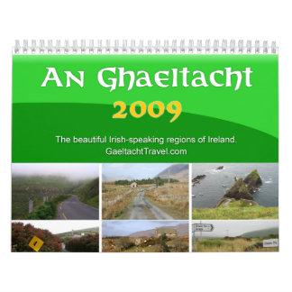 An Ghaeltacht 2009 Calendar
