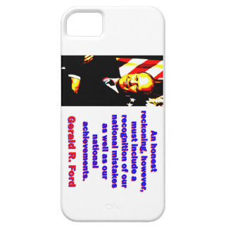 An Honest Reckoning - Gerald Ford Barely There iPhone 5 Case