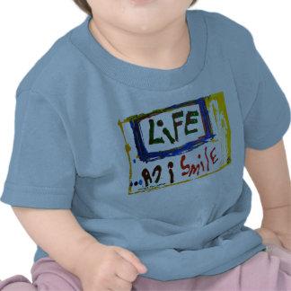 an i smile tee shirts