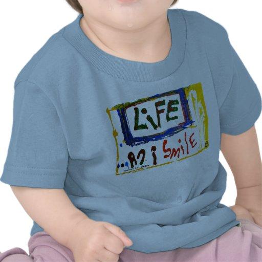 ...an i smile tee shirts