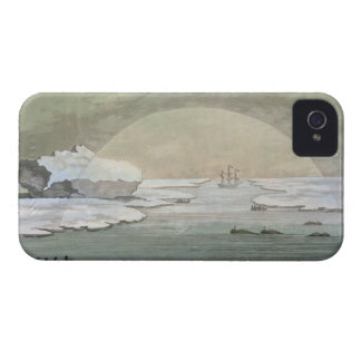 An iced-in British whaleboat is liberated by the s iPhone 4 Case-Mate Case