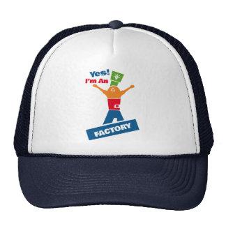 An Idea Factory Cap
