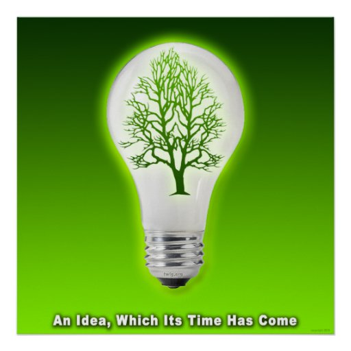 An Idea, Which Its Time Has Come Poster