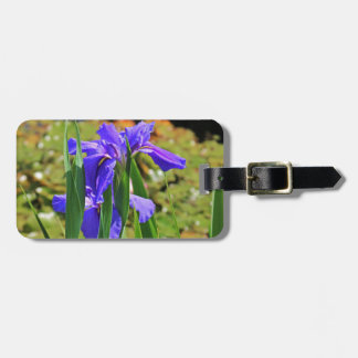 An Igniting Attraction I Luggage Tag