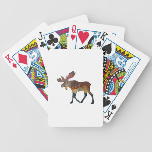 An Incredible Journey Bicycle Playing Cards