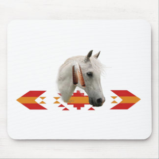 An Indian Pony Mouse Pad