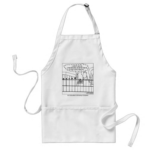 An Industrial Inferiority Complex Apron