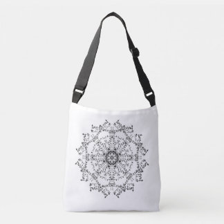 An Instrument of Your Peace--Cross Body/Tote Crossbody Bag