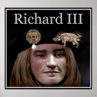 An intimate portrait of Richard III Poster