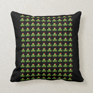 An Irish Christmas Christmas Throw Pillow