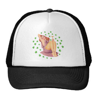 An Irish Girl Trucker Hat