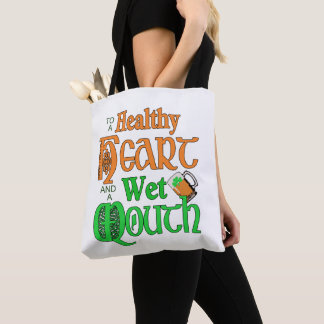 An Irish Toast AITX Tote Bag
