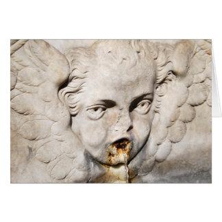 An Italian Angel Card