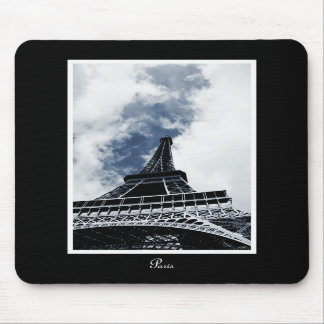 An Ode to the Eiffel Tower Mouse Mat