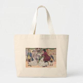 An Old Fashioned Christmas Ball Jumbo Tote Bag